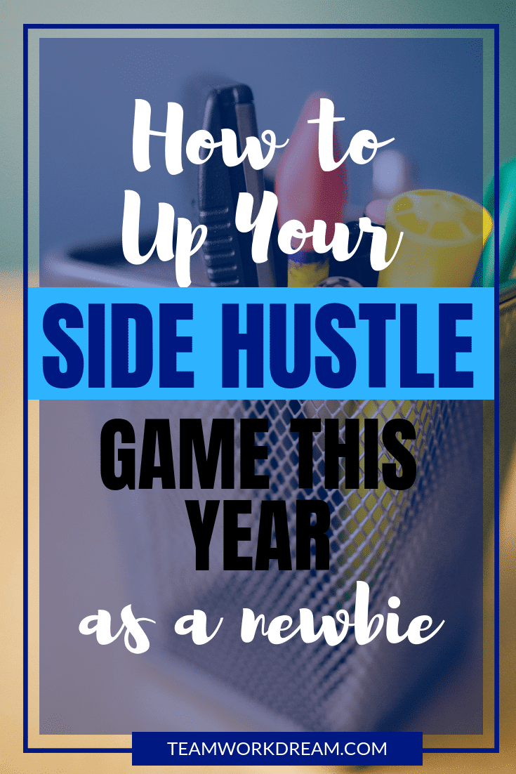 Want to know how to improve your side hustle, make more money and grow your part-time business into a full-time business this year? width=