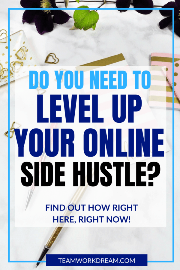 Level up Your Side Hustle with no online presence