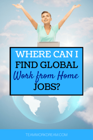 Find 4 Simple way to easily get an international online job. Start to earn money through by legit remote working opportunities #internationalonlinejob #workfromhomejob #earnmoneyonline #remoteworking