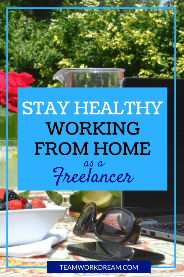 how to stay healthy working from home 3