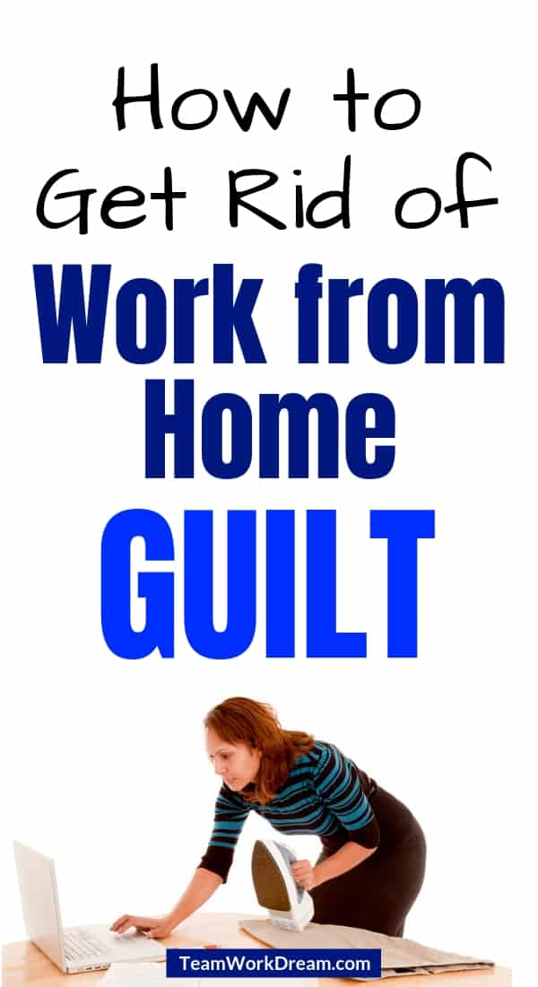Avoid the work from home problems by getting rid of work from home guilt. Use these simple steps to successfully plan and organize your work from home business and dodge the negative effects of working from home by implementing the use of erin condren planners. to help you create work-life balance. #workfromhomeideas #worklifebalance #planandorganize #ericcondrenplanners