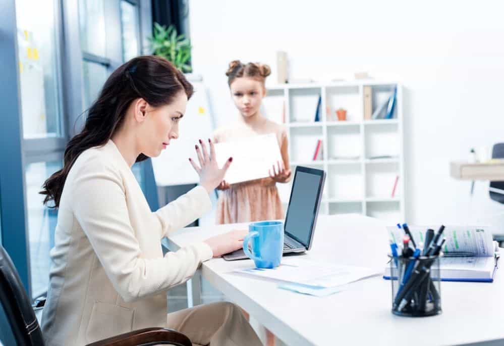 Avoid work from home guilt
