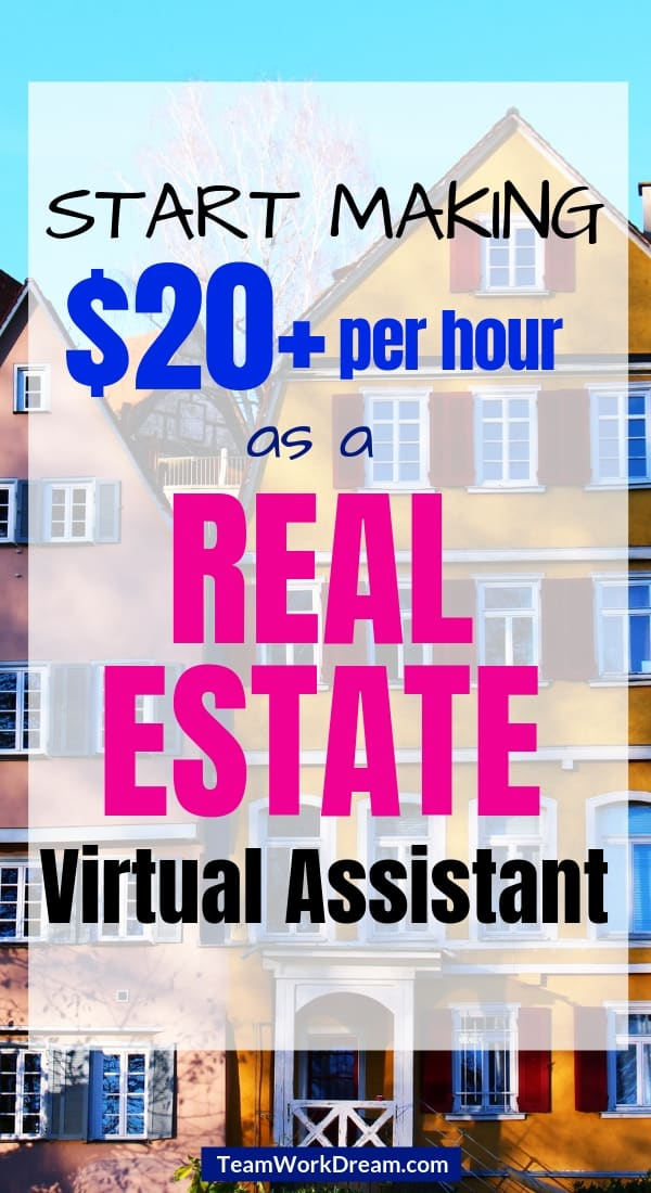 Make money as a real estate agent