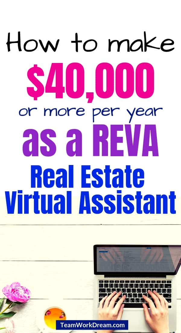 How to become a REVA Real Estate Virtual Assistant