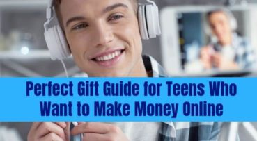Perfect Tech Gift Guide for Teens Who Want to Make Money Online