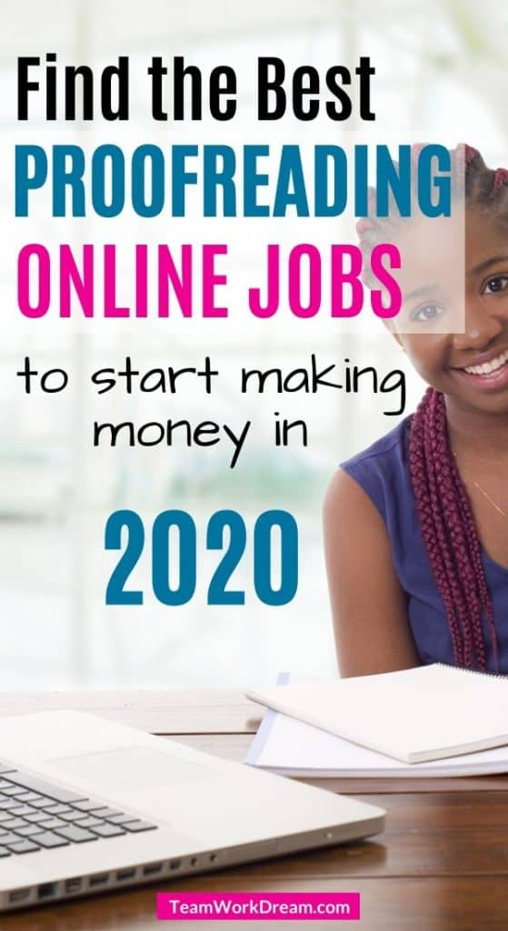 Real Work From Home Jobs 2020.Best Proofreading Work From Home Jobs For This Year