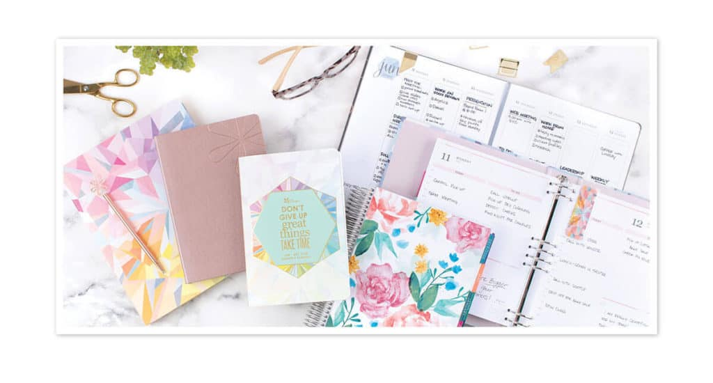 Erin Condren Planners and Stainonary